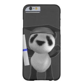 formando da panda do bebê 3d (editável) capa barely there para iPhone 6