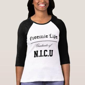 Formando de N.I.C.U Camiseta