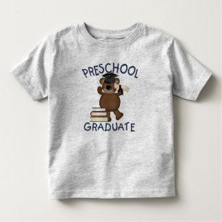 Formando do pré-escolar tshirt