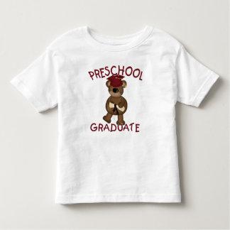 Formando do pré-escolar tshirts
