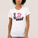 Formando do RAD da radioterapia do cancro da mama Tshirt