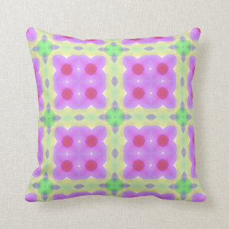 Formas modernas bonito multicoloridos almofada