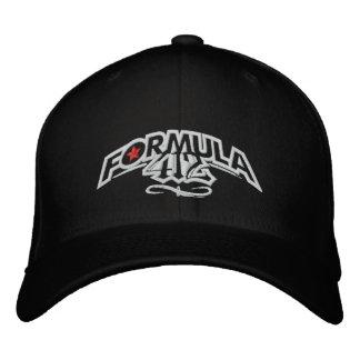 Formula412 - Boné do logotipo do balancim - preto