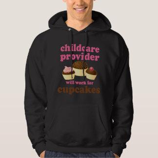 Fornecedor engraçado da puericultura moletom com capuz