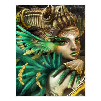 forrest-duende-verde-menina-anjo-carnaval