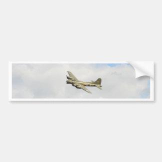 Fortaleza do vôo adesivo para carro