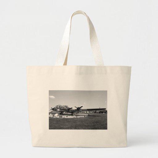 Fortaleza do vôo B-17 Bolsa Para Compras