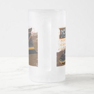 Fosco caneca do vidro de fosco de 16 onças