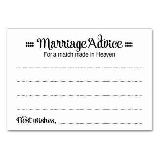 Fósforo feito em cartões do conselho do casamento