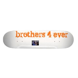 Foto 14, irmãos 4 nunca shape de skate 18,7cm