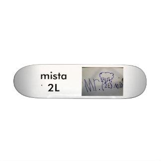 Foto 795, mista 2L Shape De Skate 20cm