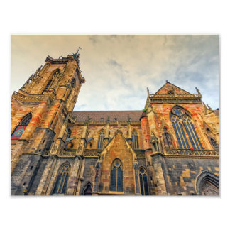 Foto A igreja de St Martin, Colmar, France