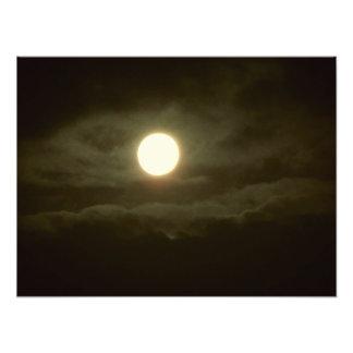 Foto a lua super