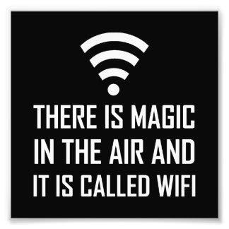 Foto A mágica no ar é Wifi