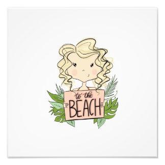 Foto À praia