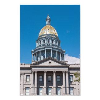 Foto Abóbada do Capitólio do estado de Colorado e