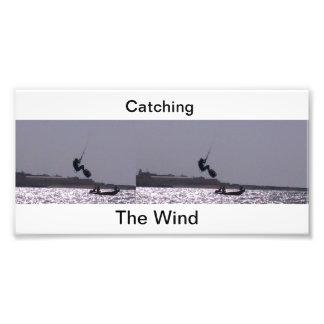 Foto Acima do vento