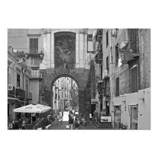 Foto Arquitetura de Nápoles