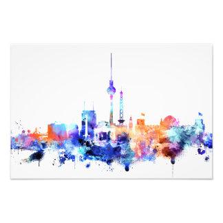 Foto Arte da cidade de Berlim, poster da cidade de