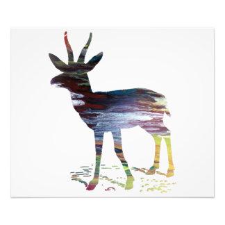 Foto Arte da gazela