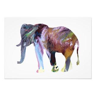 Foto Arte do elefante