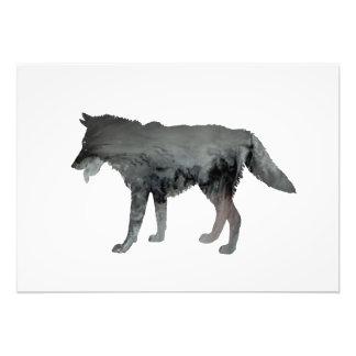 Foto Arte do lobo