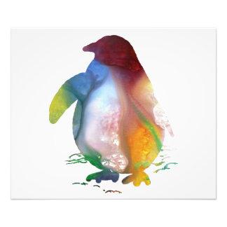 Foto Arte do pinguim
