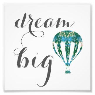Foto Arte grande ideal do balão de ar quente de |