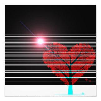 Foto árvore de amor