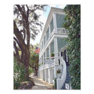 Foto Beaufort histórico, South Carolina, pensão 11x14