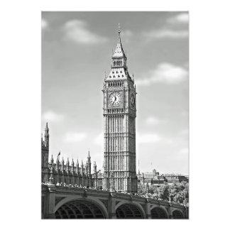 Foto Big Ben e a ponte de Westminster