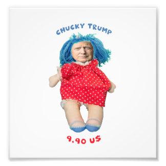 Foto Boneca de Chucky Donald Trump