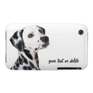 Foto bonita do cão Dalmatian, presente Capinhas Para iPhone 3