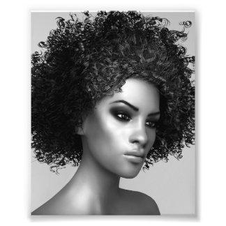 Foto Cabelo do Afro