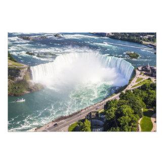 Foto Cachoeira Canadá das quedas da ferradura de
