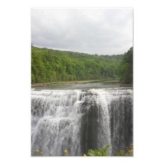 Foto Cachoeira de conexão em cascata