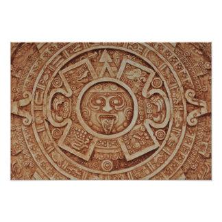 Foto Calendário maia