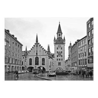 Foto Câmara municipal velha em Munich