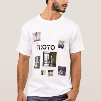 foto camiseta
