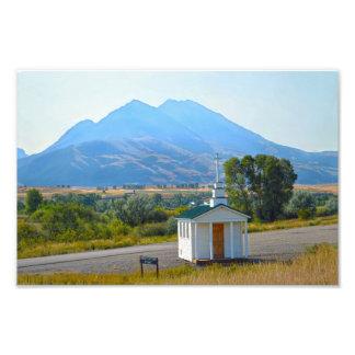 Foto Capela do vale do paraíso, Montana