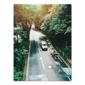 Foto Carro de Hong Kong