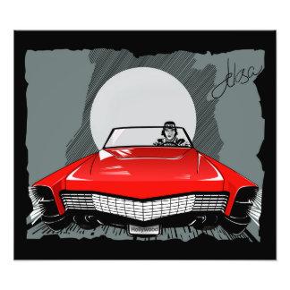 Foto Carro vermelho