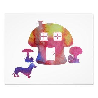 Foto Casa do cogumelo