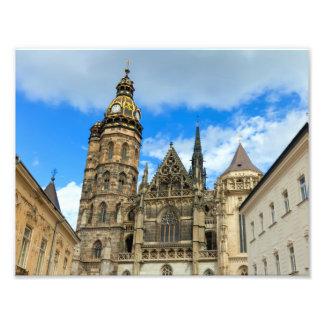 Foto Catedral do St. Elisabeth em Kosice, Slovakia