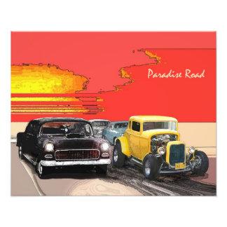 "Foto Cena americana da arrancada de ""Paradise Road"" dos"