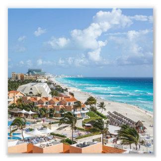 Foto Cidade de Cancun em perto da praia