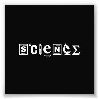 Foto Ciência científica dos símbolos