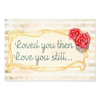 Foto Citações românticas inspiradas do amor