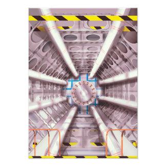 Foto Collider da partícula de LHC
