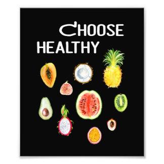 Foto Comida das frutas: Escolha o Vegan saudável,